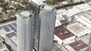 Plans are moving forward for construction of two 46-story residential towers behind the landmark Hyatt Regency Century Plaza Hotel in Century City following the unanimous approval of the project last week by the Los Angeles City Council.