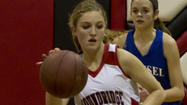 Photo Gallery: Goessel vs. Moundridge Girls' Basketball