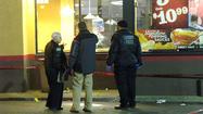 Photo: Scene of fatal shooting