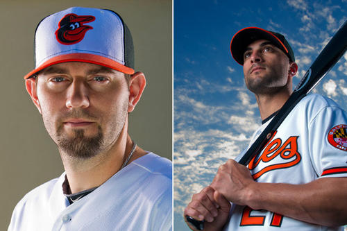 Okay, Nick Markakis and Jason Hammel aren't really kids, but they are coming back from  seasons in which they missed a substantial amount of playing time, but still showed everyone a new side of themselves when they were healthy enough to take the field. Hammel emerged as a top-of-the-rotation pitcher who came back from a knee injury to pitch well in the playoffs and Markakis established himself as a top-flight leadoff man when manager Buck Showalter asked him to move into that role. If the two of them are healthy all season, that might be the equivalent of adding one more quality player to last year's team.