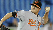 Orioles left-hander Zach Britton, whose season was slowed by nagging shoulder soreness last year, turned to club special assistant Brady Anderson this offseason to regain strength -- and confidence -- in his arm. The 25-year-old Britton believes that will be the difference in his efforts to get back into the Orioles starting rotation.