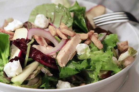 Nordstrom's chicken salad