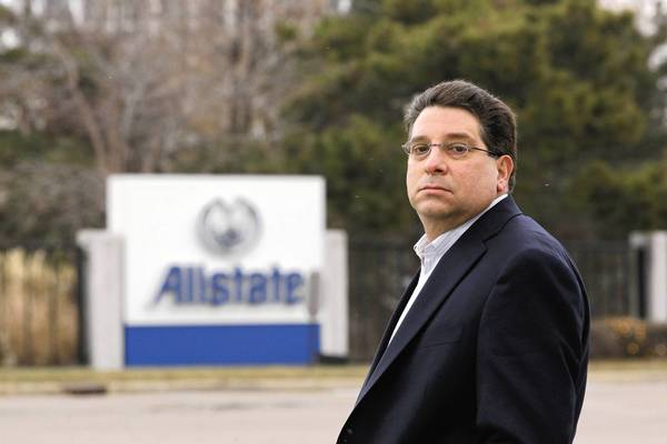 Former Allstate claims manager Mark Romano is now criticizing the injury settlement software that he worked on while at the insurance company.