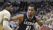 No one doubted that there would be days like these for the UConn men's basketball team, given its composition, days when the Huskies would be pushed around, give up crucial baskets down the stretch and lose on the road in the Big East.