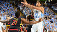 This seemed like a perfect scenario for Maryland. The Terps were coming off a thrilling win that helped rebuild the shrinking confidence of second-year coach Mark Turgeon's young team. Until recently, North Carolina had looked like Tar Heels of the past in their powder-blue and white uniforms only.