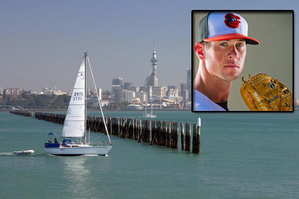 "The lefty pitcher went with his brother to New Zealand for the first time. The Matusz brothers spent eight days in New Zealand. ""My brother's roomate from college was getting married so we wanted to see him but we also did sightseeing downtown and played a little golf."""
