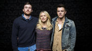 James Frecheville, Naomi Watts and Xavier Samuel