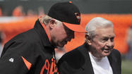 Buck Showalter on Earl Weaver: 'I look at the No. 4 in the dugout every day'