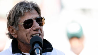 'Broadway Joe' Namath is a big fan of Baltimore's Joe Flacco