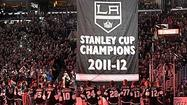 Kings' banner day