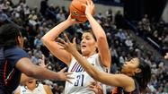 HARTFORD — For at least one Saturday afternoon, women's basketball returned big-time to an XL Center practically jammed pillar to post to see No. 3 UConn play Syracuse.