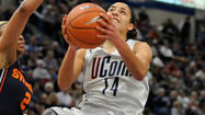 Pictures: UConn Women Vs. Syracuse