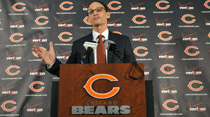 New Bears coach clearly puts lot of thought into game