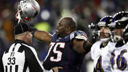 Although cameras will attempt to capture every move by New England Patriots quarterback Tom Brady and other key players like Ravens quarterback Joe Flacco, running back Ray Rice and inside linebacker Ray Lewis, the grunt work on the offensive and defensive lines figures to be pivotal in Sunday's AFC championship game.