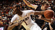 Despite slump, Brown clutch for Virginia Tech again in win over Wake
