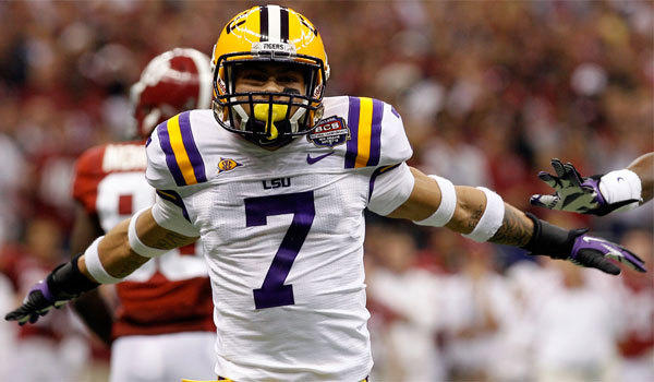 Former Louisiana State cornerback-kick returner Tyrann Mathieu, a 2011 All-American who  was dismissed from the team in August after reportedly failing a drug test, was approved for the NFL draft Saturday.