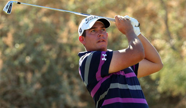 Scott Stallings shot a nine-under-par 63 on Saturday for a a five-shot lead after three rounds of the Humana Challenge.