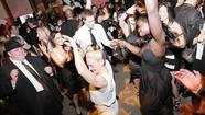 Black and White Party features vintage idea, youthful appeal