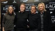 PARK CITY, UTAH -- To hear members of the iconic rock group the Eagles tell it, the choice to break almost four decades of near total media silence and put out a revealing rockumentary that traces their humble beginnings through superstardom to spectacular in-fighting to the band's inevitable 1980 bust-up came down to a simple proposition.