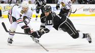 Blackhawks quickly kill the Kings' buzz at Staples