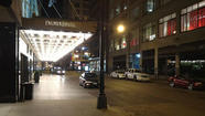 Man, 25, shot on 22nd floor of Loop hotel