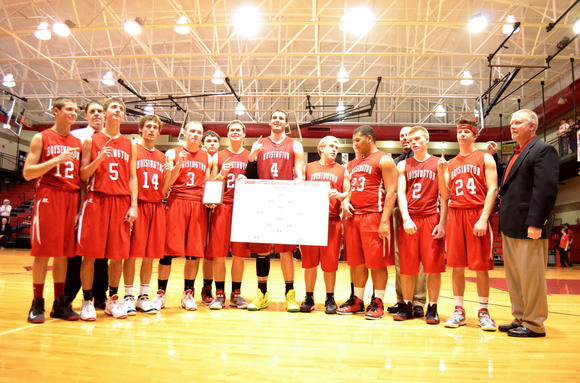 Hoisington won its second straight Winter Jam title on Saturday.