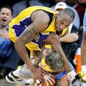 Kobe Bryant, Chris Andersen