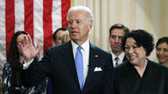 President Obama and VP Biden Sworn In