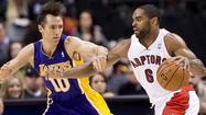 Lakers vs. Raptors