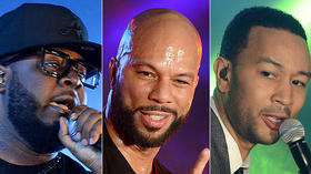 Inauguration party: Common, John Legend, T-Pain and Generation Now