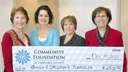 Philanthropy comes full circle for Harford County women