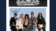 The music of Aerosmith, played by the official tribute band of the group, Draw the Line will be performed at 7:30 p.m. Saturday at the Arcadia Theater, 1418 Graham Ave., Windber.