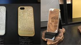 More ridiculously expensive and over-the-top iPhone cases at CES