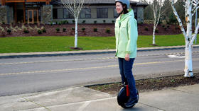 One wheel, no handles: Is the Solowheel at CES better than a bike?