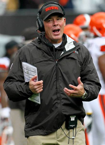 Former Cleveland head coach Pat Shurmur is expected to join Chip Kelly's staff with the Eagles.