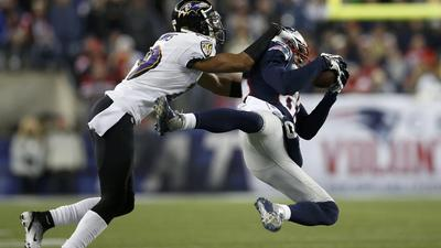 Notebook: Patriots' Brady goes after Cary Williams again