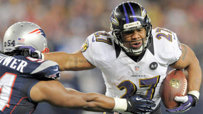 Mike Preston grades the Ravens' 28-13 win over the New England …