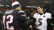 CBS Ravens telecast sinks with its 'Tom Brady is Perfect' storyline