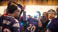 Columbia Fans Watch Ravens Win The AFC Championship [Pictures]