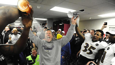 Ravens headed to Super Bowl after beating Patriots in AFC title…