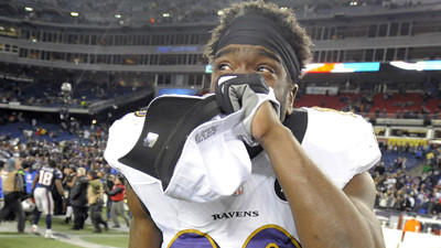 Schmuck: Ed Reed celebrates another day that was for the birds