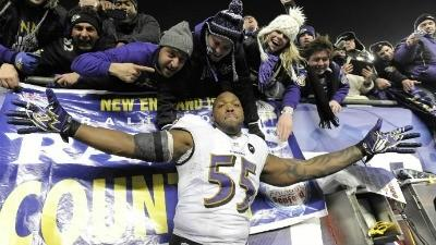Suggs calls Patriots 'arrogant,' tells them to have fun in Pro …
