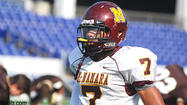 "It's common practice for football recruits to say their college choice is based primarily on academics. Whether or not that popular refrain is true is often up for debate. But when Bishop McNamara safety and honor roll student <a href=""http://articles.baltimoresun.com/2012-06-27/sports/bal-bishop-mcnamaras-milan-collins-is-the-latest-local-to-pick-maryland-20120627_1_edsall-terps-cornerback-cameron-chism"" target=""_blank"">Milan Collins</a> says academics were a major factor in his choice, you believe it."