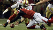 ATLANTA -- Everything was going wrong for the San Francisco 49ers and their proud defense.