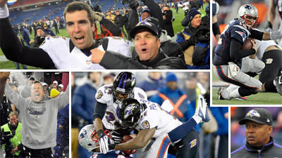 Five Things We Learned from the Ravens' win vs. New England
