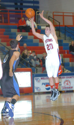 Photo Gallery: Mercer County at West Jessamine basketball 011913