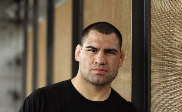 Cain Velasquez is the top heavyweight in the world.