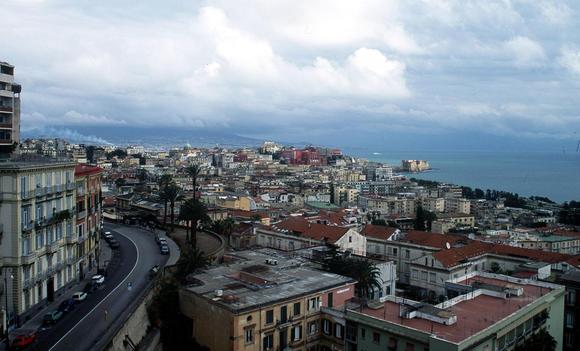 Photo: Naples, Italy