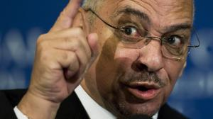 Inauguration 2013: Rev. Jeremiah Wright calls on Obama to promote peace