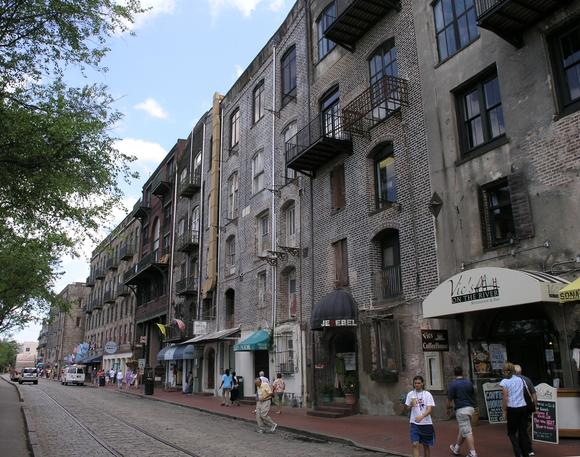 Photo: Savannah, Georgia